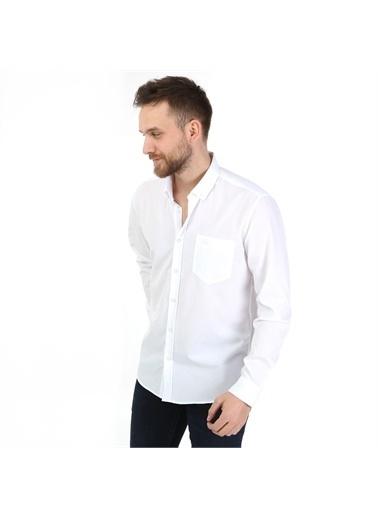 Robe di Kappa Rdk Gömlek Parus  Beyaz